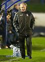 Cowdenbeath manager Jimmy Nichol.