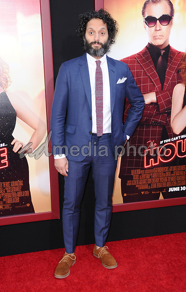 """26 June 2017 - Hollywood, California - Jason Matzoukas. """"The House"""" Los Angeles Premiere held at the TCL Chinese Theatre in Hollywood. Photo Credit: Birdie Thompson/AdMedia"""