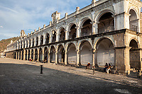 Antigua, Guatemala.  Palace of the Captains General,