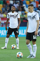 Jonathan Tah of Germany during the warm up<br /> Udine 17-06-2019 Stadio Friuli <br /> Football UEFA Under 21 Championship Italy 2019<br /> Group Stage - Final Tournament Group B<br /> Germany - Denmark<br /> Photo Cesare Purini / Insidefoto