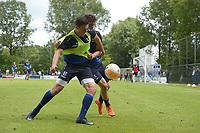 VOETBAL: LANGEZWAAG: 23-06-2018, Sportpark 'It Paradyske' , ©foto Martin de Jong