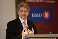 Montreal (QC) CANADA, may 5 2010- JOHN PARISELLA, DELEGATE GENERAL OF QUÉBEC IN NEW YORK CITY,<br />