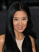 """NEW YORK CITY, NY, USA - MAY 05: Vera Wang at the """"Charles James: Beyond Fashion"""" Costume Institute Gala held at the Metropolitan Museum of Art on May 5, 2014 in New York City, New York, United States. (Photo by Xavier Collin/Celebrity Monitor)"""