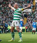 31.03.2019 Celtic v Rangers: Scott Brown