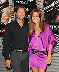 Brooke Burke & David Charvet at The Warner Brothers Pictures U.S. Premiere of Terminator Salvation held at The Grauman's Chinese Theatre in Hollywood, California on May 14,2009                                                                     Copyright 2009 DVS / RockinExposures