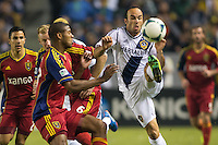 LA Galaxy vs Real Salt Lake. November 3, 2013