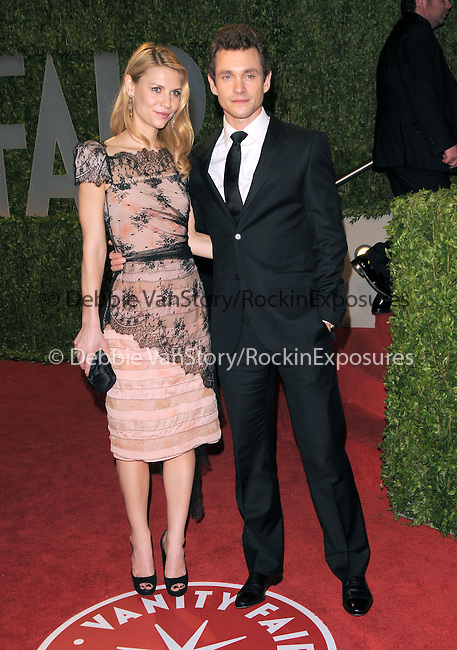 Claire Danes & Hugh Dancy at The 2009 Vanity Fair Oscar Party held at The Sunset Tower Hotel in West Hollywood, California on February 22,2009                                                                                      Copyright 2009 RockinExposures / NYDN