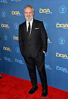 LOS ANGELES, USA. January 25, 2020: Sam Mendes at the 72nd Annual Directors Guild Awards at the Ritz-Carlton Hotel.<br /> Picture: Paul Smith/Featureflash