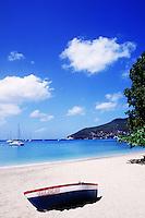 Boat Princess Margaret Beach in Bequia,  Grenadines
