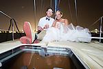 Newman Lawrance Wedding Sail