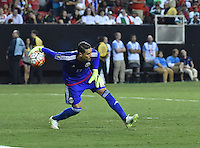 GAtlanta, Georgia - Wednesday July 22, 2015. The Mexican National Team defeated the National Team of Panama, 2-1, in Extra Time, in the semifinals of the 2015 Gold Cup at the Georgia Dome.