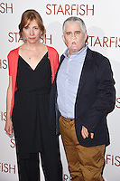 "Tom and Nicola Ray<br /> at the ""Starfish"" UK premiere, Curzon Mayfair, London.<br /> <br /> <br /> ©Ash Knotek  D3190  27/10/2016"