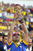 Pasadena, CA - Tuesday June 07, 2016:  during a Copa America Centenario Group A match between Colombia (COL) and Paraguay (PAR) at Rose Bowl Stadium.