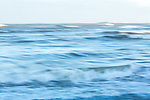 Storm surf at Boston Harbor in Winthrop, Massachusetts, USA