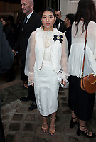 September 28 2017, PARIS FRANCE the ChloÈ Show at the Paris Fashion Week<br /> Spirng Summer 2017/2018. Siriwanwaree<br /> Nareerat Princess of Tailand invited at the<br /> show.