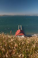 Historic Point Reyes Lifeboat Station, Pt. Reyes, Marin County, California, US