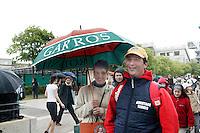 31-5-06,France, Paris, Tennis , Roland Garros, internet