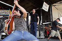 Dropkick Murphys, Vans Warped Tour, Fairgrounds; 7.16.2005<br />