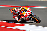 Marc Marquez (93) in action during the Red Bull MotoGP of the Americas practice session at Circuit of the Americas racetrack in Austin,Texas. ..