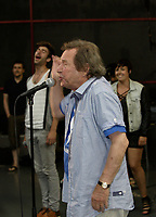 June 2012   File Photo - Montreal, Quebec, CANADA  -  Jean-Pierre Ferland attend the Rehersal for Quebec national Holliday show