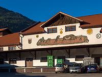 Bioexpress in Mittelplars, Algund bei Meran, Region Südtirol-Bozen, Italien, Europa<br /> organic food Bioexpress in Mittelplars, Lagundo near Merano, Region South Tyrol-Bolzano, Italy, Europe