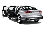 Car images of 2016 Audi A6 - 4 Door Sedan Doors
