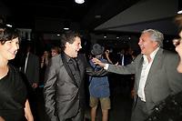 Augsut 27 2013 - Patrice Belanger  <br /> and   Richard Martineau   attend the GEMEAU Finalists presentation