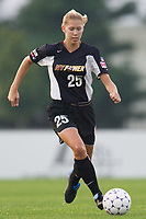 Margaret Tietjen of the Power. The Atlanta Beat and the NY Power played to a 1-1 tie on 7/26/03 at Mitchel Athletic Complex, Uniondale, NY.