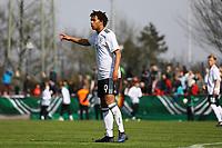 Etienne Amenyido (Deutschland, Borussia Dortmund) - 25.03.2017: U19 Deutschland vs. Serbien, Sportpark Kelsterbach