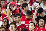 Liverpool FC fans show their supports during the Premier League Asia Trophy match between Liverpool FC and Crystal Palace FC at Hong Kong Stadium on 19 July 2017, in Hong Kong, China. Photo by Yu Chun Christopher Wong / Power Sport Images