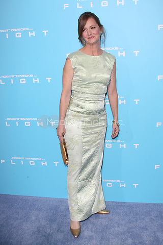 HOLLYWOOD, CA - OCTOBER 23: Melissa Leo at the Los Angeles premiere of 'Flight' at ArcLight Cinemas on October 23, 2012 in Hollywood, California. © mpi21/MediaPunch Inc.