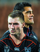 170519 National Rugby League Premiership - Warriors v Dragons