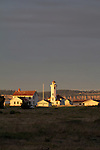 Port Townsend, Point Wilson lighthouse, Fort Worden State Park, Puget Sound, Washington State, State Park, Pacific Northwest,