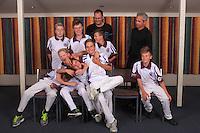 Year 7 Red Sox. Eastern Suburbs Cricket Club junior team photos at Easts Cricket clubrooms, Kilbirnie, Wellington, New Zealand on Monday, 6 March 2017. Photo: Dave Lintott / lintottphoto.co.nz