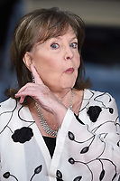 """Pauline Collins<br /> arrives for the premiere of """"The Time of Their Lives"""" at the Curzon Mayfair, London.<br /> <br /> <br /> ©Ash Knotek  D3239  08/03/2017"""