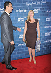 Natasha Henstridge and Darius Campbell at The Montblanc and UNICEF Pre-Oscar Brunch to Celebrate Their Limited Edition Collection with Special Guest Hilary Swank held at Hotel Bel Air in Beverly Hills, California on February 23,2013                                                                   Copyright 2013 Hollywood Press Agency