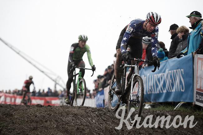 Jeremy Powers (USA/Rapha-Focus)<br /> <br /> Grand Prix Adrie van der Poel, Hoogerheide 2016<br /> UCI CX World Cup