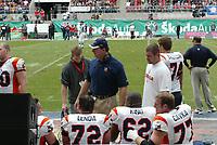 Offensive Line Coach Ron Heller (Amsterdam Admirals)