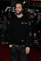 """HOLLYWOOD, CA - MARCH 06: Chris D'Elia at the Los Angeles Premiere Of DreamWorks Pictures' """"Need For Speed"""" held at TCL Chinese Theatre on March 6, 2014 in Hollywood, California. (Photo by Xavier Collin/Celebrity Monitor)"""