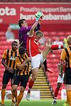 Barnsley v Hull City<br /> 26.7.2014<br /> Pre-season friendly <br /> Picture Shaun Flannery/Trevor Smith Photography<br /> Barnsley Oates