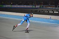 SCHAATSEN: AMSTERDAM: Olympisch Stadion, 09-03-2018, WK Allround, Coolste Baan van Nederland, 3000m Ladies, Gabriele Hirschbichler (GER), ©foto Martin de Jong