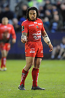 Ma'a Nonu of RC Toulon during the European Rugby Champions Cup match between Bath Rugby and RC Toulon - 23/01/2016 - The Recreation Ground, Bath Mandatory Credit: Rob Munro/Stewart Communications