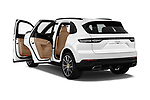Car images close up view of a 2020 Porsche Cayenne Base 5 Door SUV doors