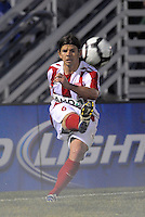 Lance Watson...AC St Louis were defeated 1-2 by Austin Aztek in their inaugural home game in front of 5,695 fans at Anheuser-Busch Soccer Park, Fenton, Missouri.