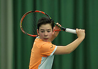 Rotterdam, The Netherlands, March 11, 2016,  TV Victoria, , NOJK 12/16 years, Adi Causevic<br /> Photo: Tennisimages/Henk Koster