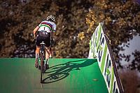 World Champion Sanne Cant (BEL) <br /> <br /> <br /> UEC CYCLO-CROSS EUROPEAN CHAMPIONSHIPS 2018<br /> 's-Hertogenbosch – The Netherlands<br /> Women's Elite Race