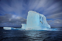 ANTARCTIC PENINSULA - DRAKE PASSAGE<br /> Blue green iceberg beauty in the exceptionally calm Drake Passage<br /> <br /> Full size 69,2 MB