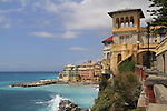 Italy, Mediterranean Sea.  <br />