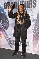 MOKOBE TRAORE (113) - AVANT-PREMIERE DU FILM 'BRAQUEURS' AU UGC LES HALLES