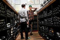 Chambers Street Wines Store, New York